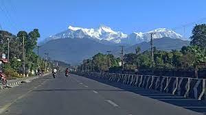 मध्यपहाडी पोखरा–बाग्लुङ राजमार्गको  ९५ प्रतिशत काम सकियो